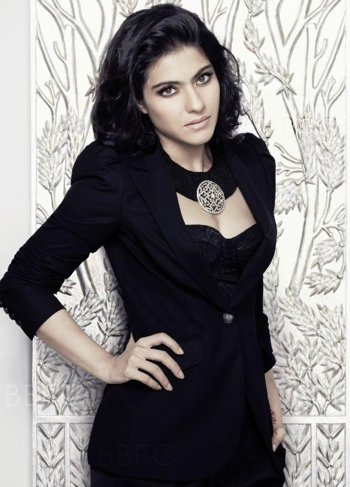 Kajol Devgan Spicy And Sexy Look Photo Shoot For Filmfare June 2013
