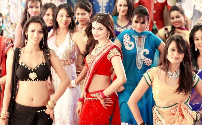 Prachi Desai Sexy Photo From The Movie Policegirl