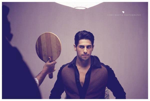 Sidharth Malhotra Handsome Look On The Set Of Filmfare Magazine Photo Shoot