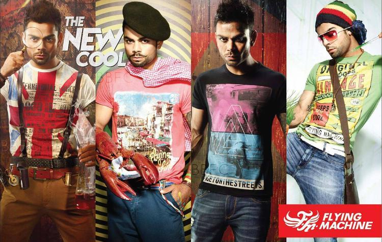 Virat Kohli Ad For Flying Machine Jeans