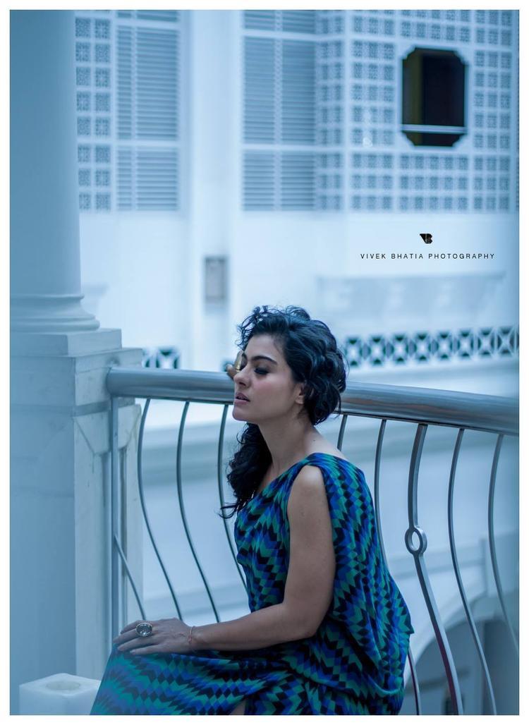 Kajo Latest Sizzling Shoot For Filmfare Magazine