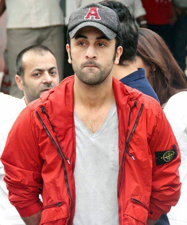 Ranbir Kapoor Looks Stylish While Attending Priyanka Chopra's Father Ashok Chopra's Funeral