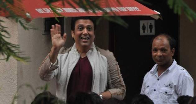 Govinda Meet His Fans On Sets Of Pistol