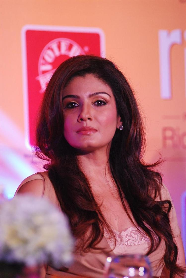 Raveena Tandon Launches Riso Rice Bran Oil Products