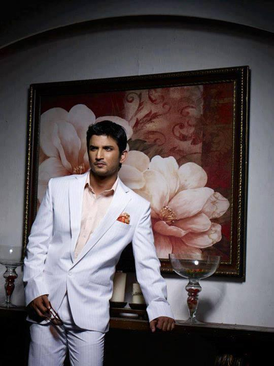 Sushant Singh Rajput Dappers Look In Suit Photo Shoot For Suitings Advertisement