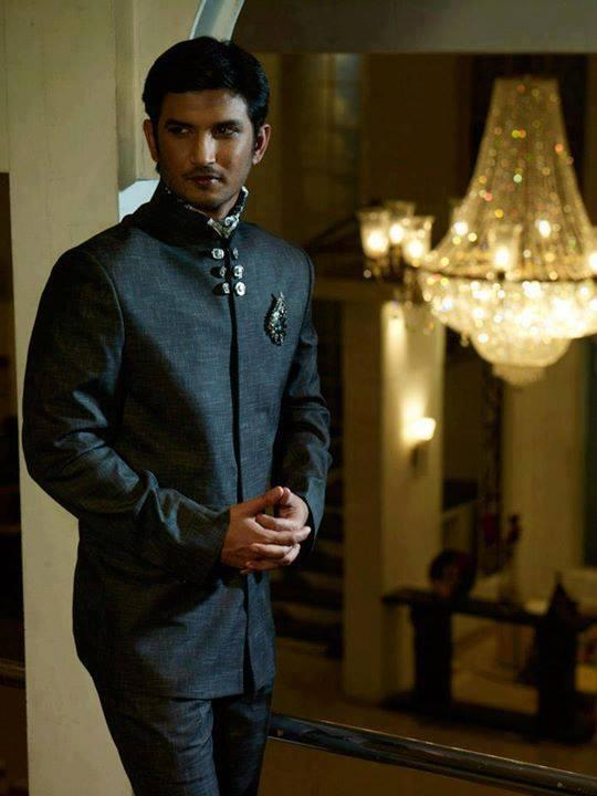 Sushant Singh Rajput Handsome Look Photo Shoot For Suitings Advertisement