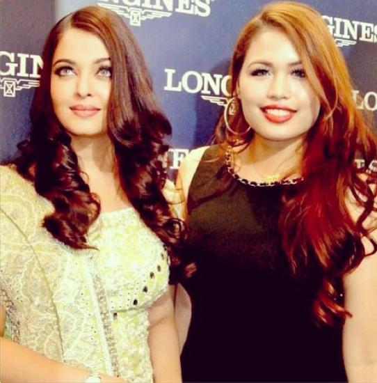 Gorgeous Aishwarya Spotted At The Longines Event In Malaysia