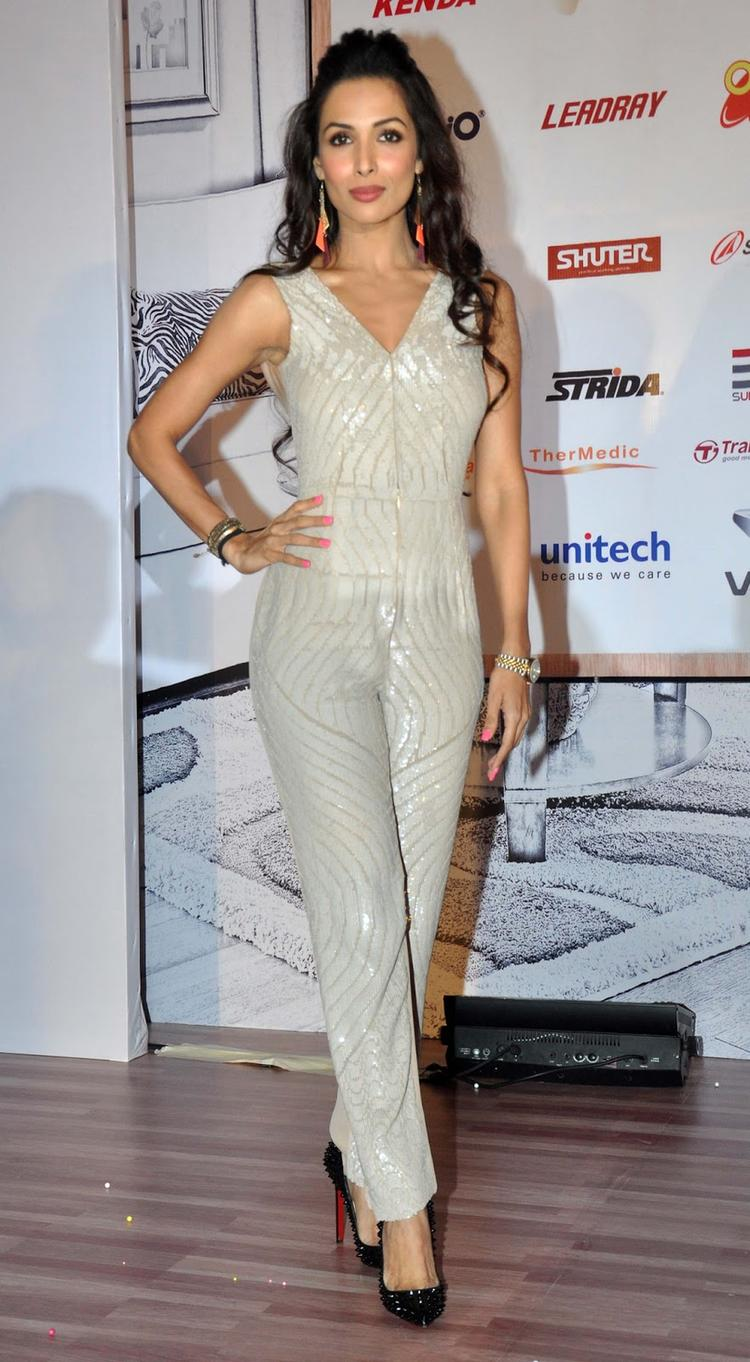 Hot Bollywood Diva Malaika Arora Khan Launched The Taiwan Excellence Campaign At An Event