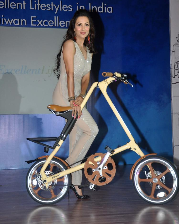 Malaika Arora Khan Launched The Taiwan Excellence Campaign At An Event