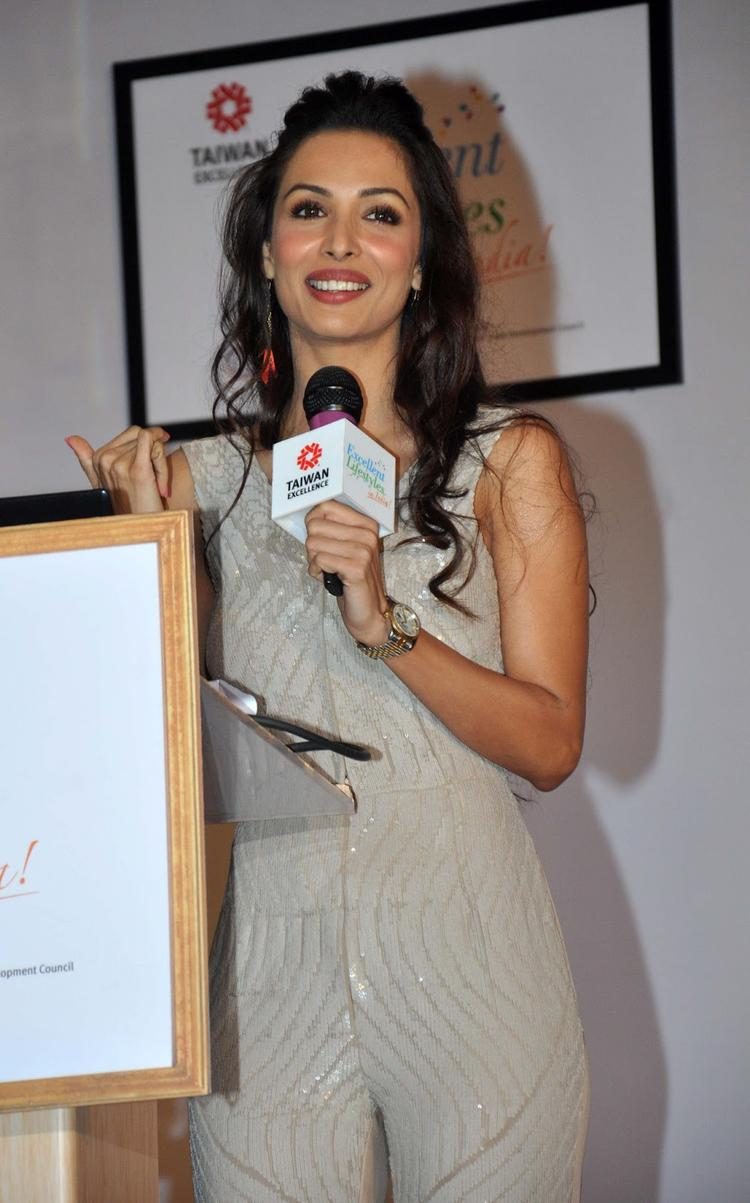 Malaika Arora Khan At Taiwan Excellence Press Meet