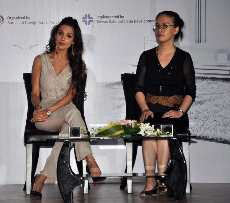 Malaika A Still At Taiwan Excellence Campaign In Mumbai Event