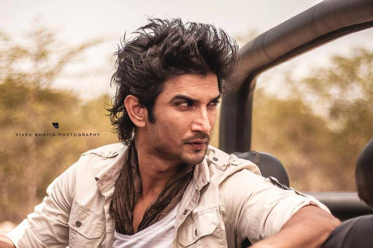 Sushant Singh Rajput Hot Dazzling Look On The Sets Of Filmfare Magazine Photo Shoot