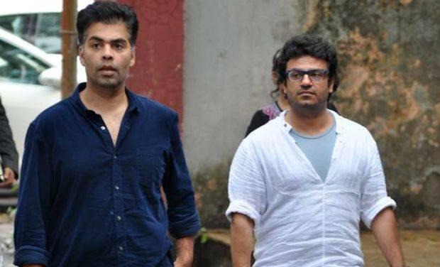 Karan Johar Spotted At Funeral Ceremony Of Priyanka's Father