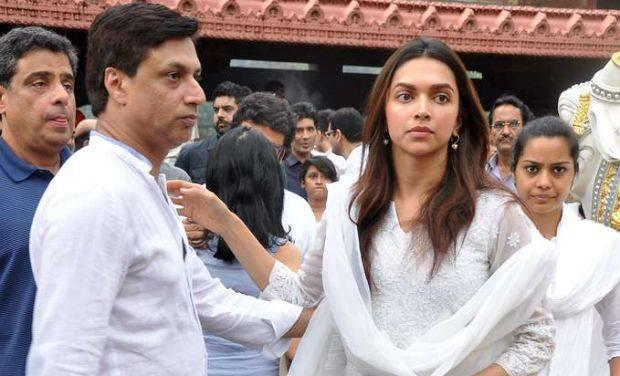 Madhur And Deepika Spotted To Pay Their Last Respects To Priyanka Chopra's Father