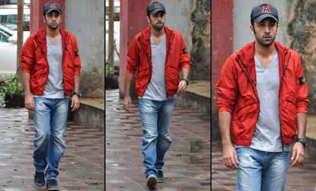 Ranbir Kapoor Spotted At Funeral Ceremony Of Priyanka's Father