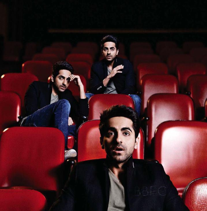 Ayushmann Khurrana Latest Cute Photo From Filmfare Award