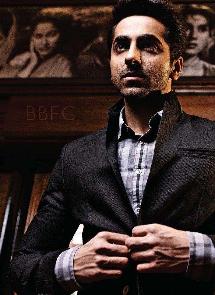 Ayushmann Khurrana's Full Photoshoot From Filmfare June