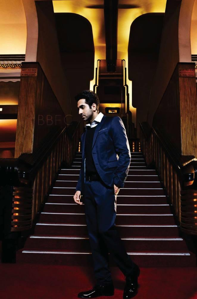 Style Icon Ayushmann Khurrana Latest Coolest Pic From Filmfare
