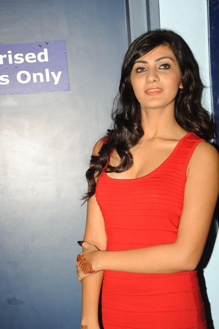 Neelam Upadhyay Hot Spicy Bold Look At Action 3D Movie Premiere Show