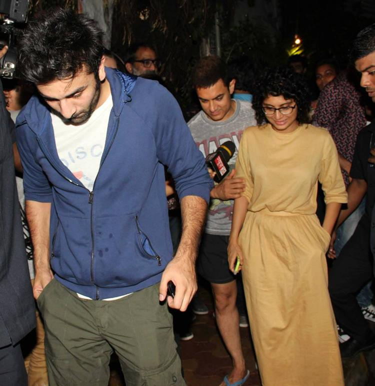 B Town Celebs Attend The Screening Of Ship Of Theseus