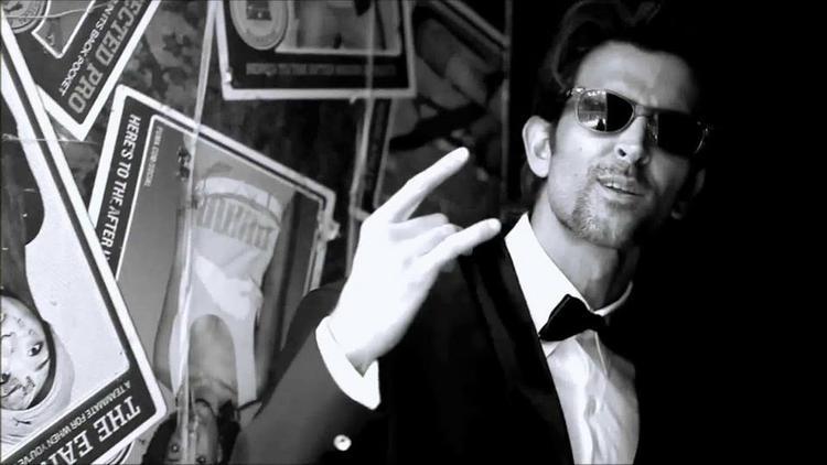 Bollywood Super Star Hrithik Roshan From Hello India June