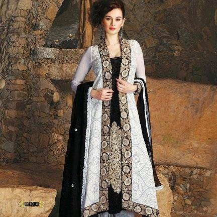 Hot Evelyn Sharma Stylist Look Photo Shoot For An Indian Designer Wear