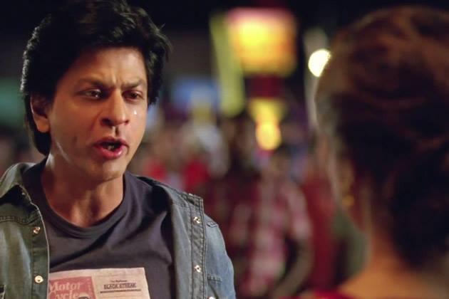 Shahrukh Khan Nice Look Still From Chennai Express Movie