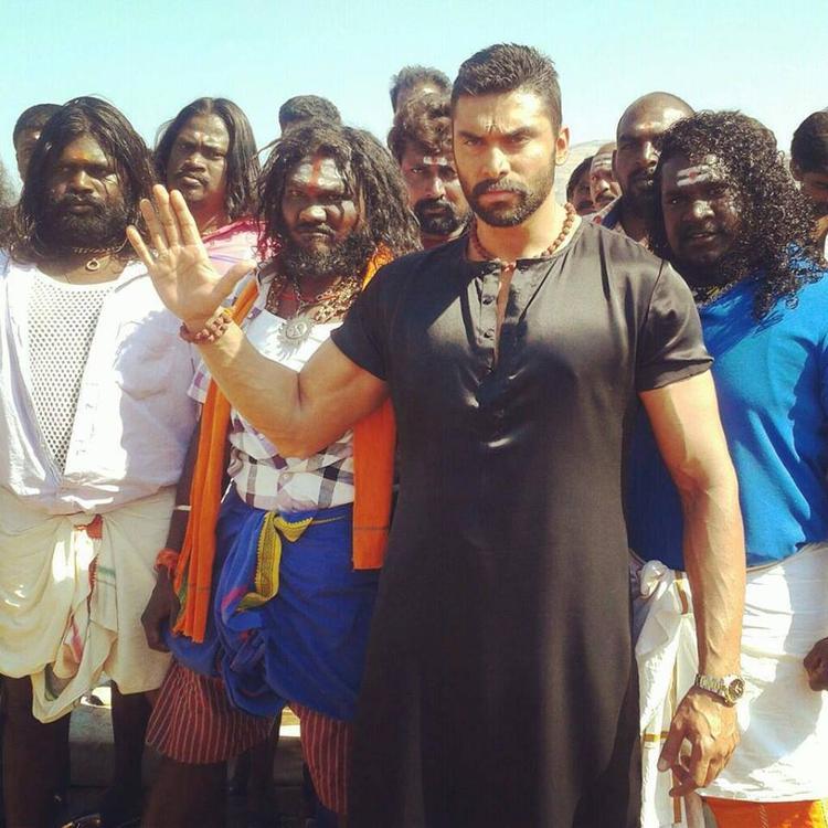 A Still From Chennai Express Movie