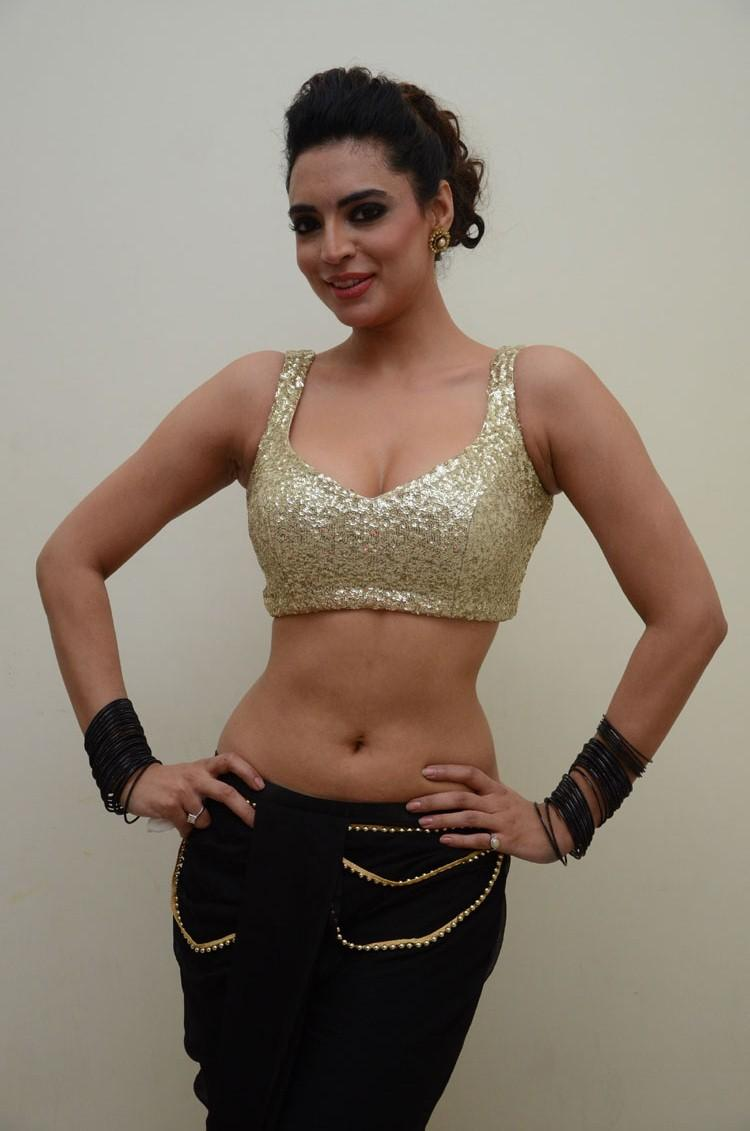 Shweta Bhardwaj Glamour Sexy Look At Adda Movie Audio Release Function