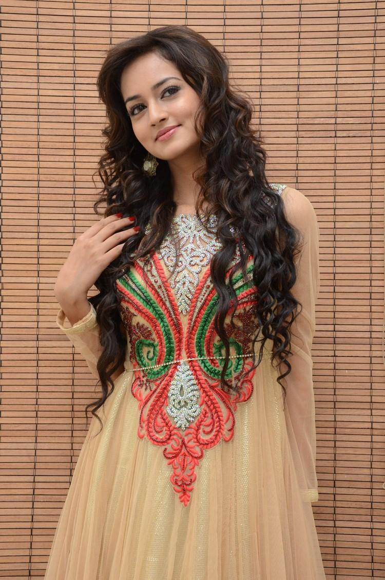 Shanvi Latest Gorgeous Looking Photo Still At Adda Movie Audio Release Function