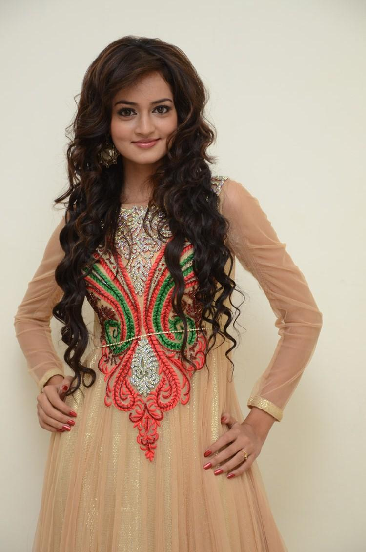 Shanvi Nice Cool Look Still At Adda Movie Audio Release Function