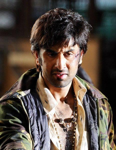 Ranbir Kapoor Different Look On The Sets Of Besharam