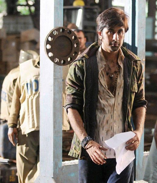 Ranbir Kapoor Present On The Sets Of Besharam