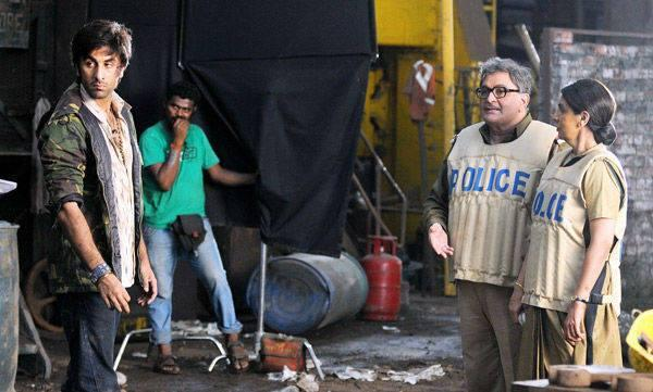 Ranbir,Rishi And Neetu Play Vital Role In Besharam Movie