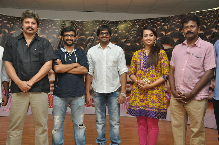 Sairam,Ester,Teja And Others At 1000 Abaddalu Press Meet Event