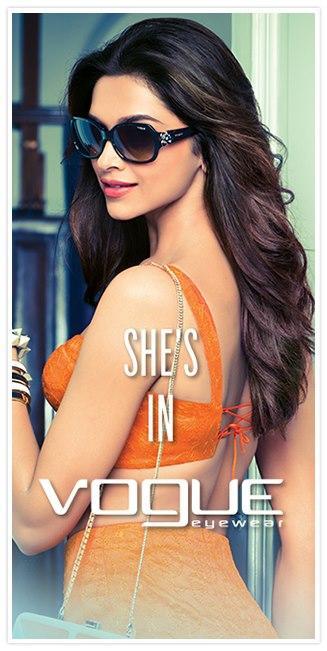 Deepika Padukone Stunning Pic In Sunglasses For Vogue