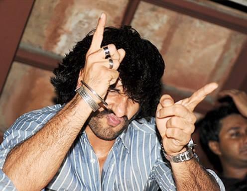 Ranveer Singh Cool Dance At The Park Hotel In Kolkata