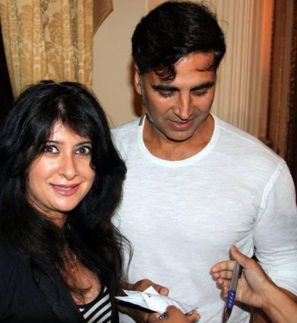 Akshay Kumar Spotted At New York For Press Conference Of OUATIMA