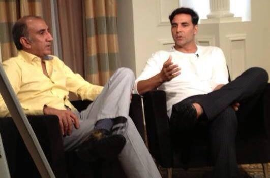 Milhan Luthria And Akshay Kumar At Press Conference Of OUATIMA
