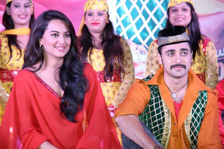 Evergreen Song Tayyab Ali Pyaar Ka Dushman Launch By Imran And Sonakshi