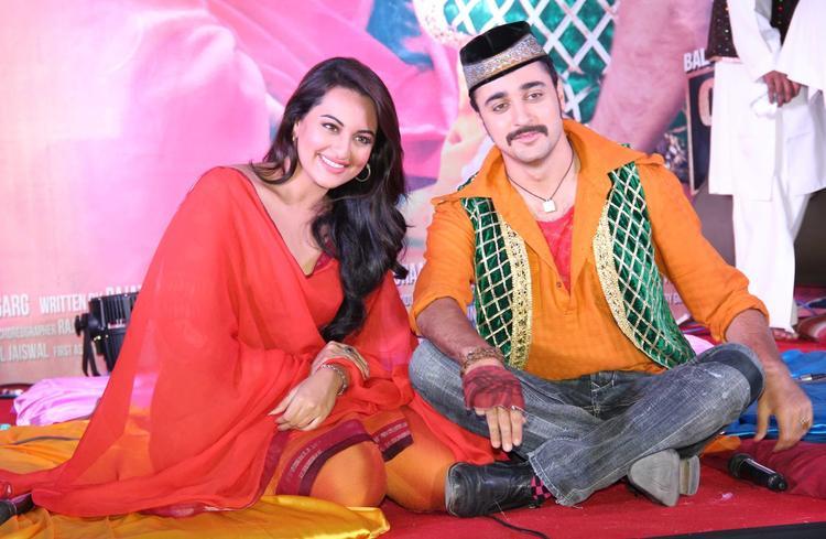 Imran And Sonakshi Launch The Magic Of Evergreen Song Tayyab Ali Pyaar Ka Dushman