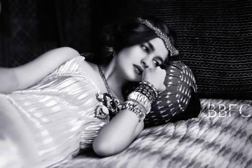 Exclusive Alia Bhatt Channels Great Gatsby