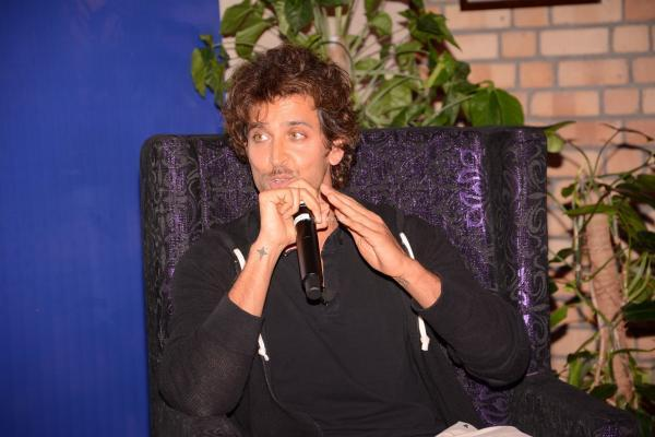 Hrithik Roshan Launches The First Look Of Krrish 3 Motion Poster