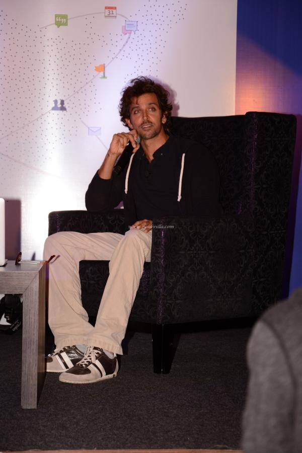 Hrithik Roshan Unveil Krrish 3 First Look Poster Launch Event