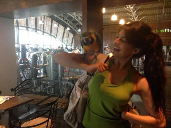 Jacqueline Fernandez Fun Still