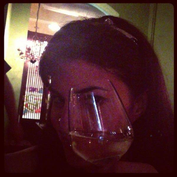 Jacqueline Fernandez Latest Pic With Wine Glass