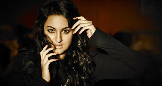 Sonakshi Sinha Hot Eyes Look Photo Shoot For July 2013 Edition