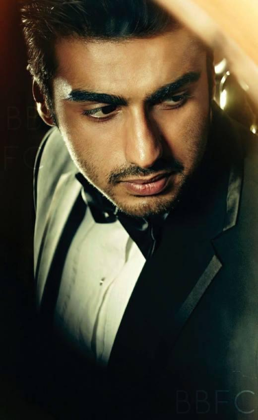 Arjun Kapoor Strike A Pose For Hello! India July 2013