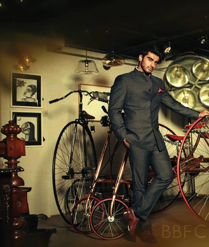 Style Icon Arjun Kapoor On Hello! India July 2013