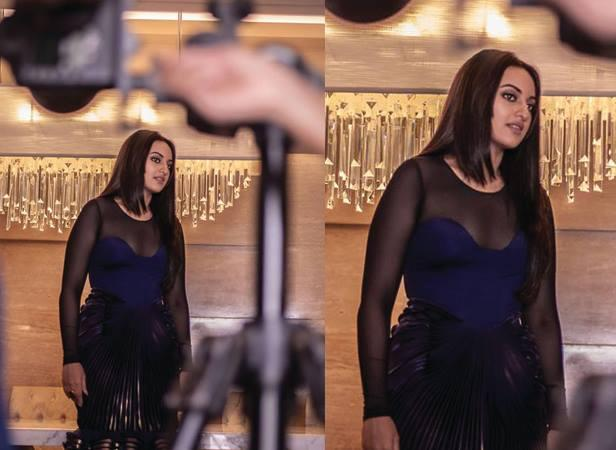 Sonakshi Sinha Looks Dazzles For Filmfare July Cover